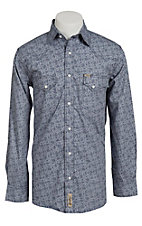 Rafter C Cowboy Collection Men's L/S Western Snap Shirt RC1511002