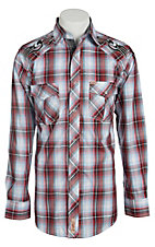 Rafter C Cowboy Collection Men's L/S Western Snap Shirt RC1511903