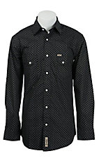 Rafter C Cowboy Collection Men's L/S Western Snap Shirt RC1520701