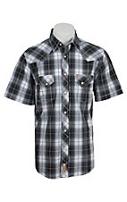 Rafter C Cowboy Collection Men's S/S Western Snap Shirt RC1520901