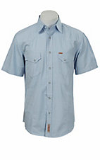Rafter C Cowboy Collection Men's S/S Western Snap Shirt RC1520904