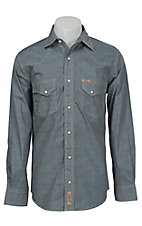 Rafter C Cowboy Collection Men's L/S Western Snap Shirt RC1521001