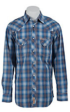 Rafter C Cowboy Collection Men's L/S Western Snap Shirt RC1521003