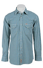 Rafter C Cowboy Collection Men's L/S Western Snap Shirt RC1521408