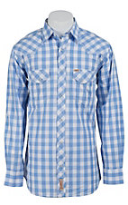 Rafter C Cowboy Collection Men's L/S Western Snap Shirt RC1521604