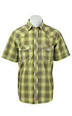 Rafter C Cowboy Collection Men's S/S Western Snap Shirt RC1521703