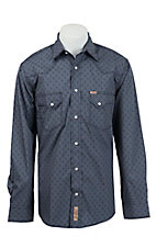 Rafter C Cowboy Collection Men's L/S Western Snap Shirt RC1531101