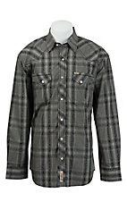 Rafter C Cowboy Collection Men's L/S Western Snap Shirt RC1531303