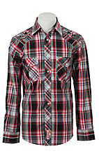 Rafter C Cowboy Collection Men's L/S Western Snap Shirt RC1531901