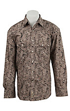 Rafter C Cowboy Collection Men's L/S Western Snap Shirt RC1540204