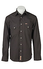 Rafter C Cowboy Collection Men's L/S Western Snap Shirt RC1540704