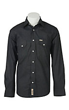 Rafter C Cowboy Collection Men's L/S Western Snap Shirt RC1540705