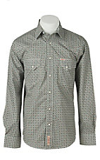 Rafter C Cowboy Collection Men's L/S Western Snap Shirt RC1541001