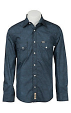 Rafter C Cowboy Collection Men's L/S Western Snap Shirt RC1541004