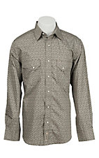 Rafter C Cowboy Collection Men's L/S Western Snap Shirt RC1541008