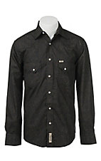 Rafter C Cowboy Collection Men's L/S Western Snap Shirt RC1541102