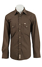 Rafter C Cowboy Collection Men's L/S Western Snap Shirt RC1541103