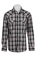 Rafter C Cowboy Collection Men's L/S Western Snap Shirt RC1541301