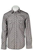 Rafter C Cowboy Collection Men's L/S Western Snap Shirt RC1541405