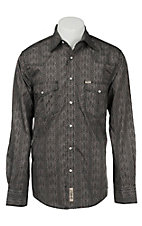 Rafter C Cowboy Collection Men's L/S Western Snap Shirt RC1541501