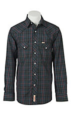 Rafter C Cowboy Collection Men's L/S Western Snap Shirt RC1541601