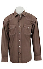 Rafter C Cowboy Collection Men's L/S Western Snap Shirt RC1542301