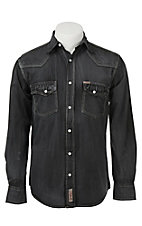 Rafter C Cowboy Collection Men's L/S Western Snap Shirt RC1542601