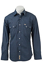 Rafter C Cowboy Collection Men's L/S Western Snap Shirt RC1610201