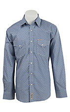 Rafter C Cowboy Collection Men's L/S Western Snap Shirt RC1610701