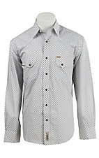 Rafter C Cowboy Collection Men's L/S Western Snap Shirt RC1610706