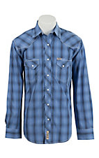 Rafter C Cowboy Collection Men's L/S Western Snap Shirt RC1611304