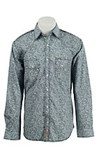 Rafter C Cowboy Collection Men's L/S Western Snap Shirt RC1611403