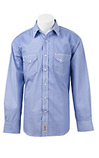 Rafter C Cowboy Collection Men's L/S Western Snap Shirt RC1611405
