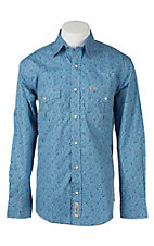 Rafter C Cowboy Collection Men's L/S Western Snap Shirt RC1611501