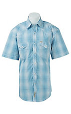 Rafter C Cowboy Collection Men's S/S Western Snap Shirt RC1611701