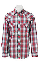 Rafter C Cowboy Collection Men's L/S Western Snap Shirt RC1611703