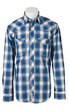 Rafter C Cowboy Collection Men's L/S Western Snap Shirt RC1612301