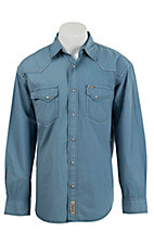 Rafter C Cowboy Collection Men's L/S Western Snap Shirt RC1612602