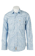 Rafter C Cowboy Collection Men's L/S Western Snap Shirt RC1612604