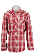Rafter C Cowboy Collection Men's L/S Western Snap Shirt RC1612605