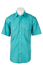 Rafter C Cowboy Collection Men's S/S Western Snap Shirt RC1620702