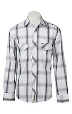 Rafter C Cowboy Collection Men's L/S Western Snap Shirt RC1620703