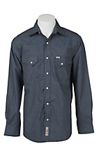 Rafter C Cowboy Collection Men's L/S Western Snap Shirt RC1620705