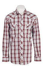 Rafter C Cowboy Collection Men's L/S Western Snap Shirt RC1621306