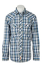Rafter C Cowboy Collection Men's L/S Western Snap Shirt  RC1621403
