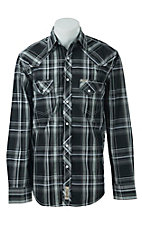 Rafter C Cowboy Collection Men's L/S Western Snap Shirt RC1621404