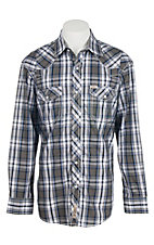 Rafter C Cowboy Collection Men's L/S Western Snap Shirt  RC1621705