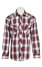 Rafter C Cowboy Collection Men's L/S Western Snap Shirt RC1621902