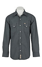 Rafter C Cowboy Collection Men's L/S Western Snap Shirt RC1630703