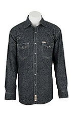 Rafter C Cowboy Collection Men's L/S Western Snap Shirt RC1631002
